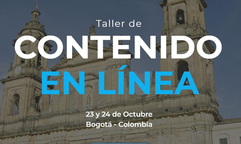 NIC México colabora en el Taller de Contenidos en Línea