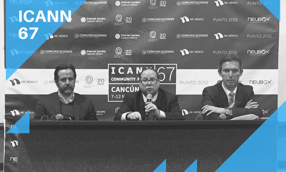 Presentan próxima reunión de ICANN67